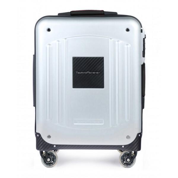 TecknoMonster - Trepetre TecknoMonster - Trolley in Alluminio e Fibra di Carbonio Aeronautico