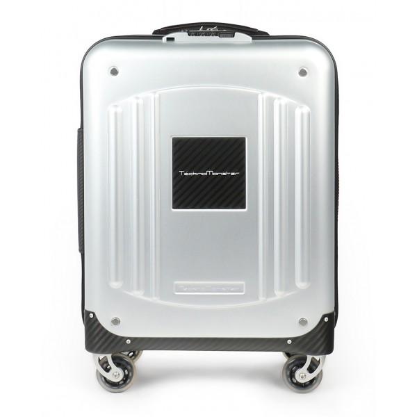 TecknoMonster - Akille TecknoMonster - Trolley in Alluminio e Fibra di Carbonio Aeronautico