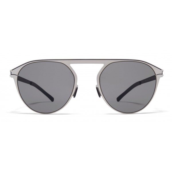 Mykita - Paulin - Occhiali da Sole Rotondi in Metallo - New Collection - Mykita Eyewear