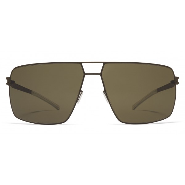 Mykita - Porter - Occhiali da Sole Quadrati in Metallo - New Collection - Mykita Eyewear