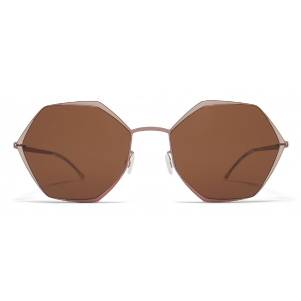 Mykita - Alessia - Occhiali da Sole Quadrati in Metallo - New Collection - Mykita Eyewear