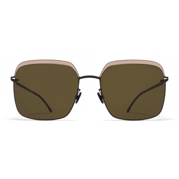 Mykita - Dalia - Occhiali da Sole Quadrati in Metallo - New Collection - Mykita Eyewear