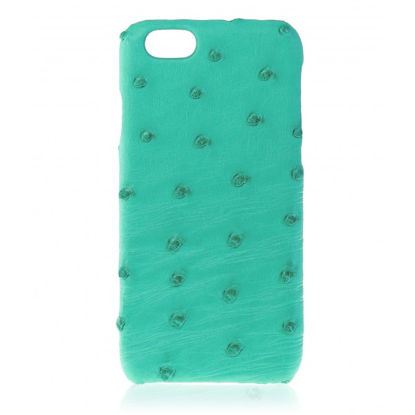 2 ME Style - Case Ostrich Brillant Green - iPhone 6/6S