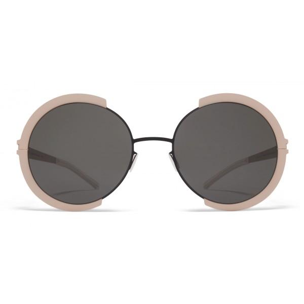 Mykita - Houston - Occhiali da Sole Rotondi in Metallo - New Collection - Mykita Eyewear