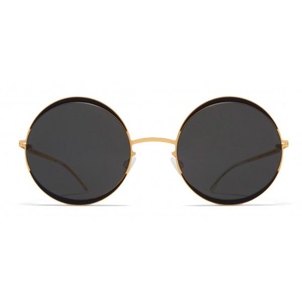 Mykita - Iris - Occhiali da Sole Rotondi in Metallo - New Collection - Mykita Eyewear
