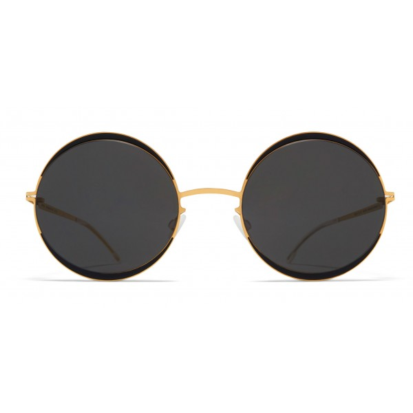 Mykita - Iris - Round Metal Sunglasses - New Collection - Mykita Eyewear