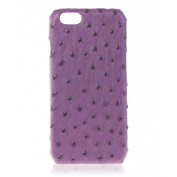 2 ME Style - Case Ostrich African Violet - iPhone 6/6S