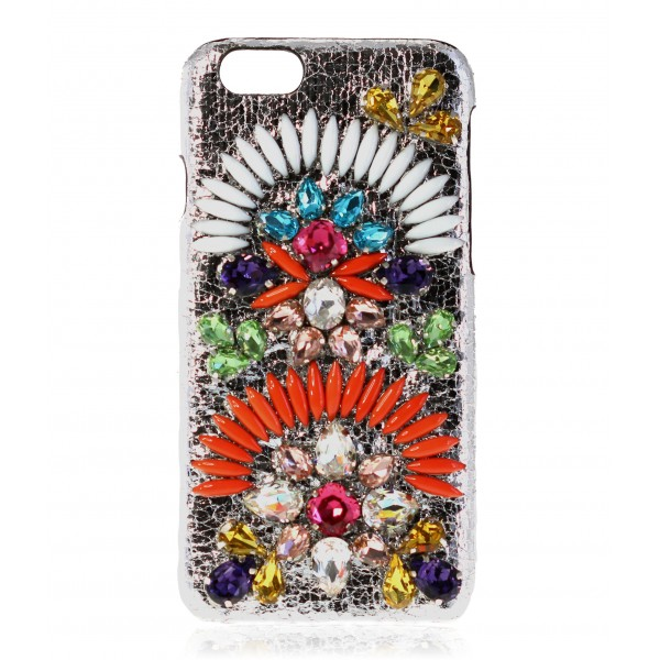 2 ME Style - Cover Embroidery Amazzonia - iPhone 6/6S