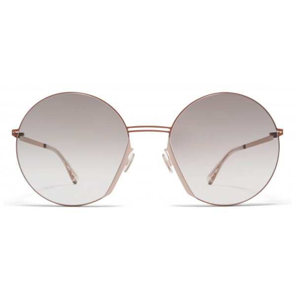 Mykita - Jette - Round Metal Sunglasses - New Collection - Mykita Eyewear
