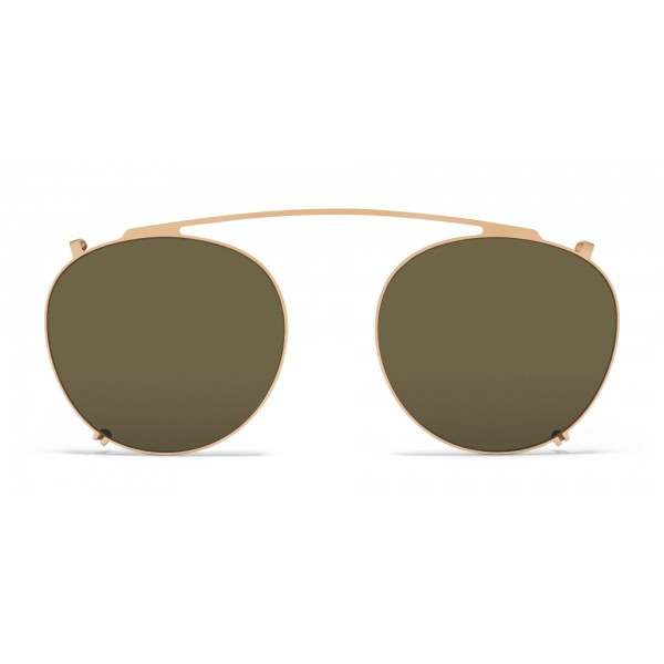 Mykita - Talini Shades - Occhiali da Sole Rotondi in Metallo - New Collection - Mykita Eyewear