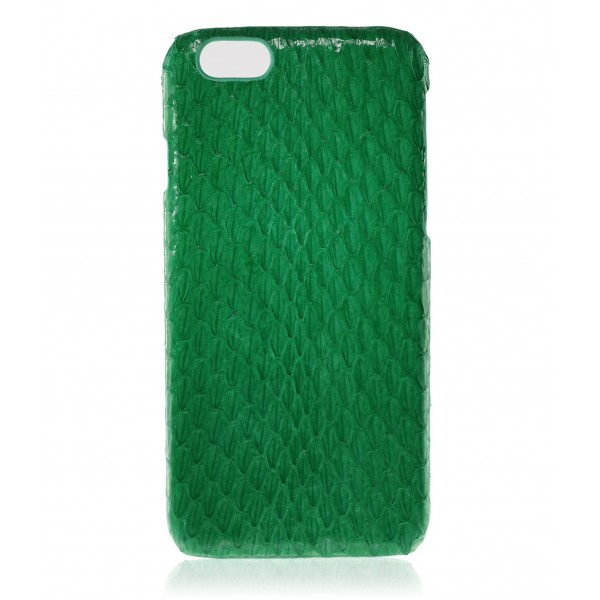 2 ME Style - Cover Serpente Green - iPhone 6/6S