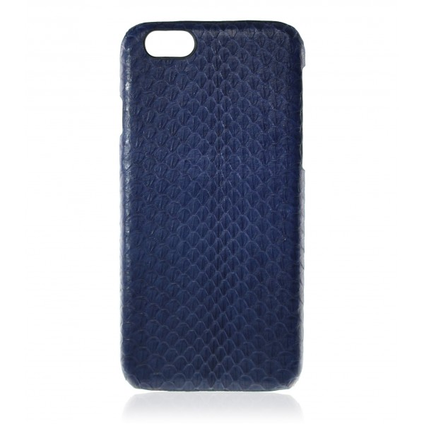 2 ME Style - Cover Serpente Navy Blue - iPhone 6/6S