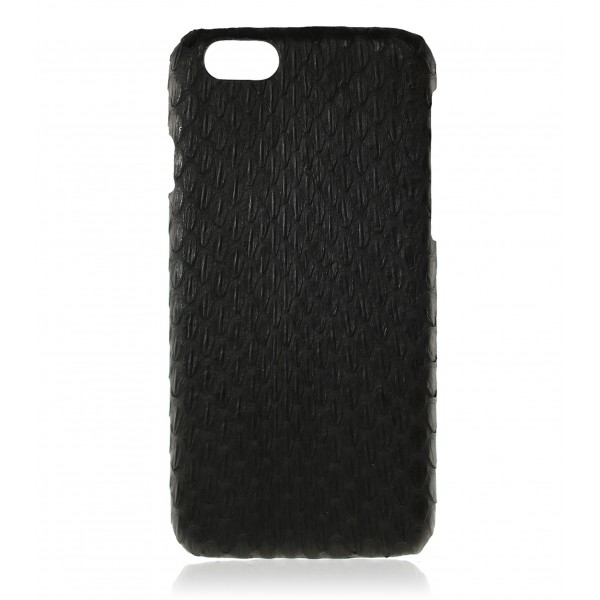 2 ME Style - Cover Serpente Noir Matt - iPhone 6/6S
