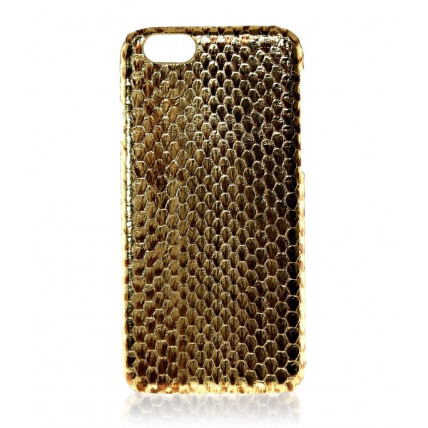 2 ME Style - Cover Serpente Gold - iPhone 6/6S