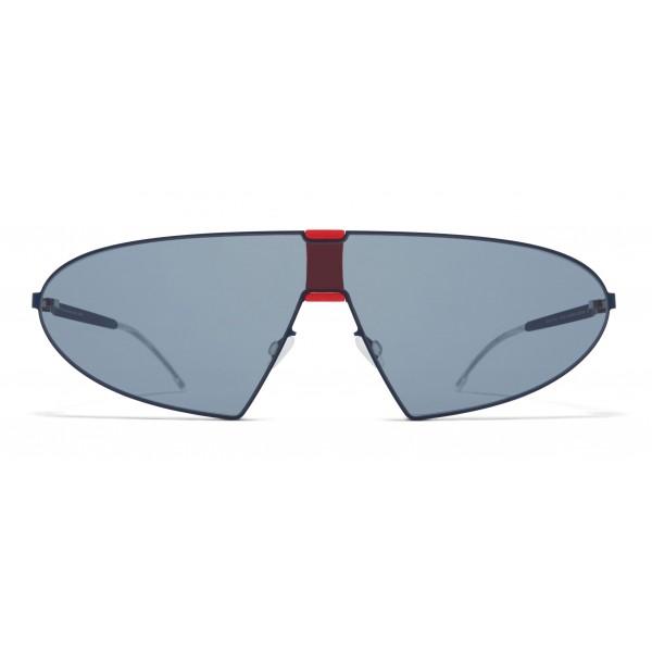 selezione straordinaria ottima qualità disabilità strutturali Mykita - Karma - Shield Metal Sunglasses - New Collection - Mykita Eyewear  - Avvenice