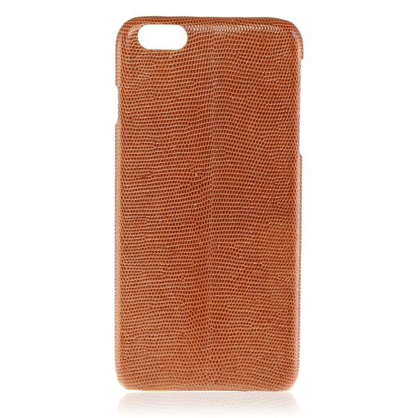 2 ME Style - Cover Lucertola Tan Millennium Glossy - iPhone 6/6S