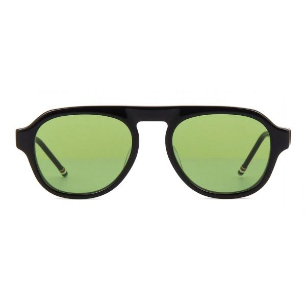 Thom Browne - Occhiali da Sole Aviator in Acetato - Thom Browne Eyewear