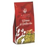 Bacco - Tipicità al Pistacchio - Farina di Pistacchio in Vaschetta - Frutta Secca - 100 g