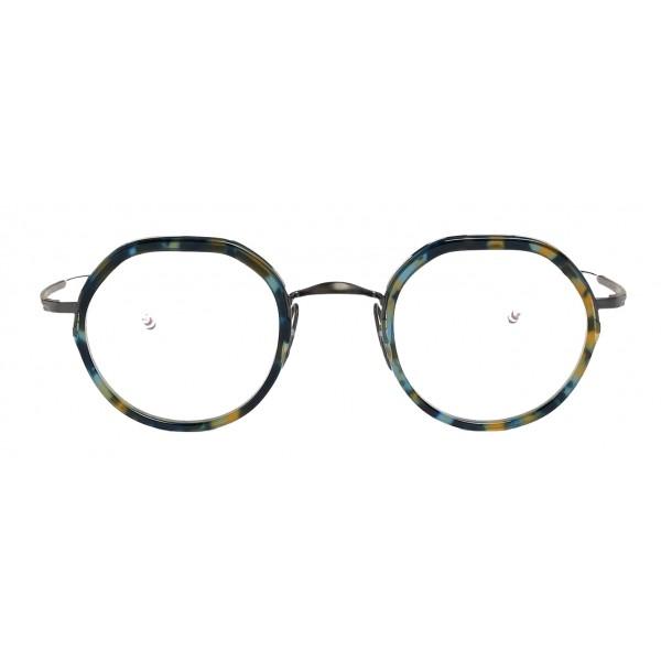 Thom Browne - Occhiali da Vista Rotondi Tartaruga - Thom Browne Eyewear