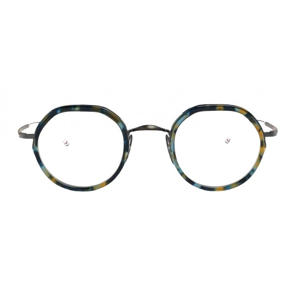 3458737d5 Thom Browne - Round Tortoise Optical Glasses - Thom Browne Eyewear -  Avvenice