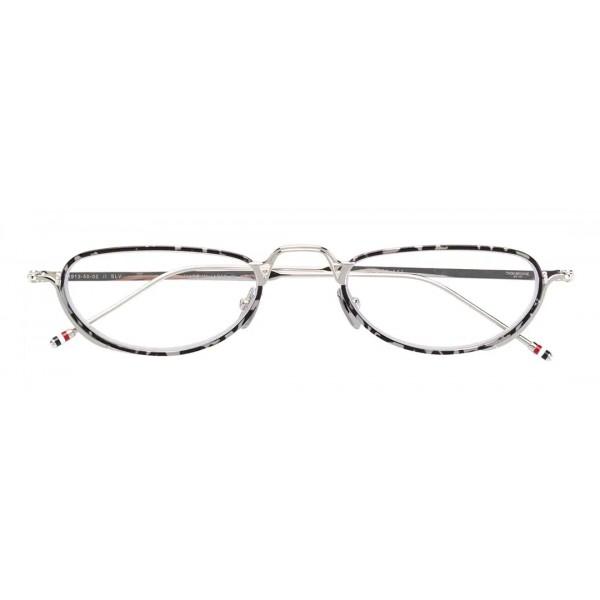 93abeb4fe Thom Browne - Tortoise Shell Tone Optical Glasses - Thom Browne Eyewear