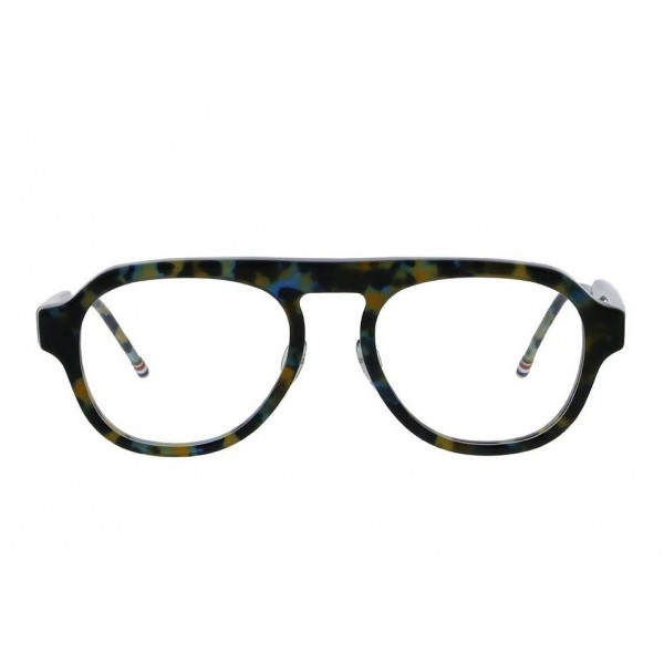 fb09273c1 Thom Browne - Navy and Tortoise Shell Tone Optical Glasses - Thom Browne  Eyewear - Avvenice