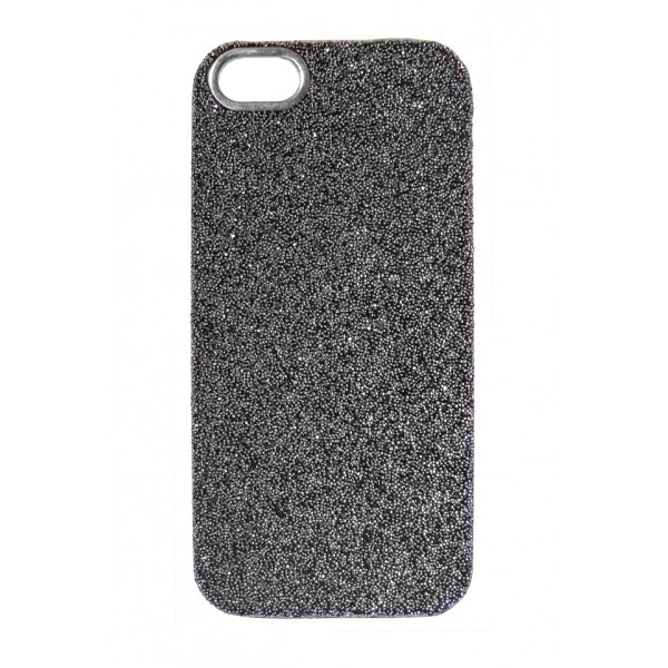 2 ME Style - Cover Crystal Fabric Golden Shadow - iPhone 6/6S