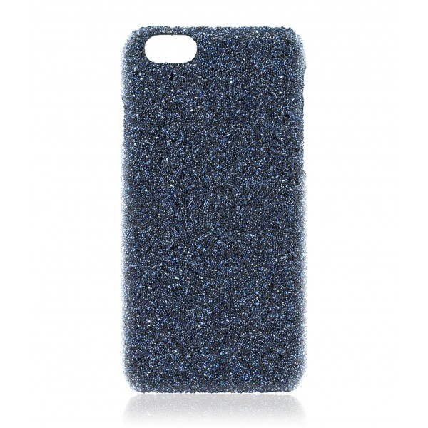 2 ME Style - Cover Crystal Fabric Moonlight Blue - iPhone 6/6S