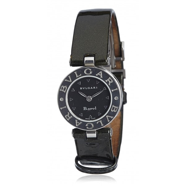 Bulgari Vintage - B.Zero1 Watch - Bvlgari Watch in Stainless Steel and Leather - Luxury High Quality