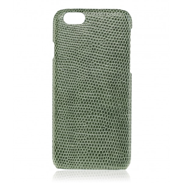 2 ME Style - Cover Lucertola Olive Glossy - iPhone 6Plus