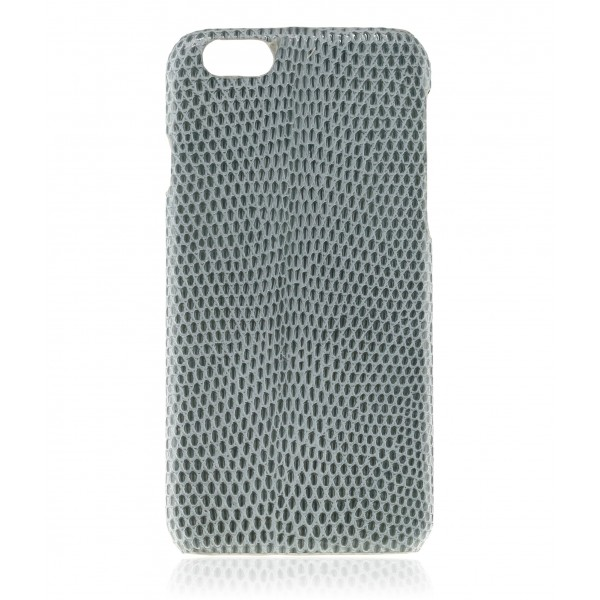 2 ME Style - Cover Lucertola Grey Glossy - iPhone 6Plus