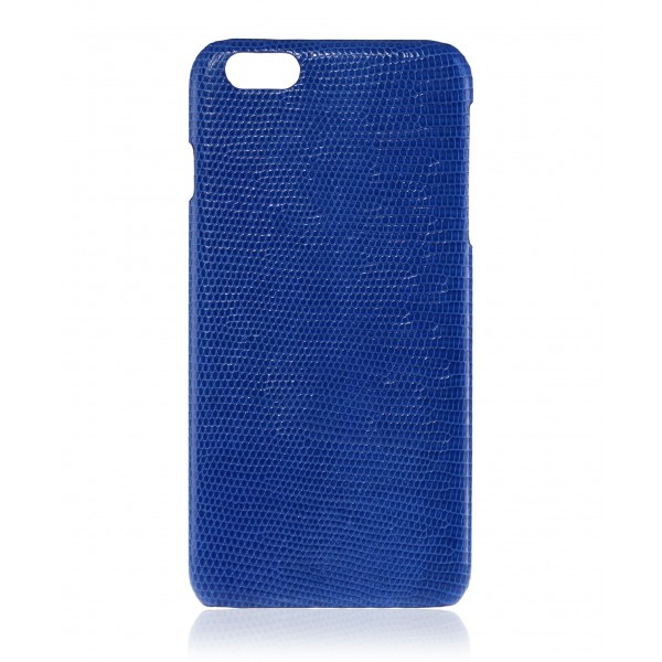 2 ME Style - Cover Lucertola Light Blue Glossy - iPhone 6Plus