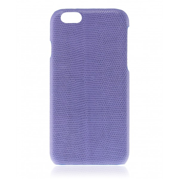 2 ME Style - Cover Lucertola Bluette Glossy - iPhone 6Plus