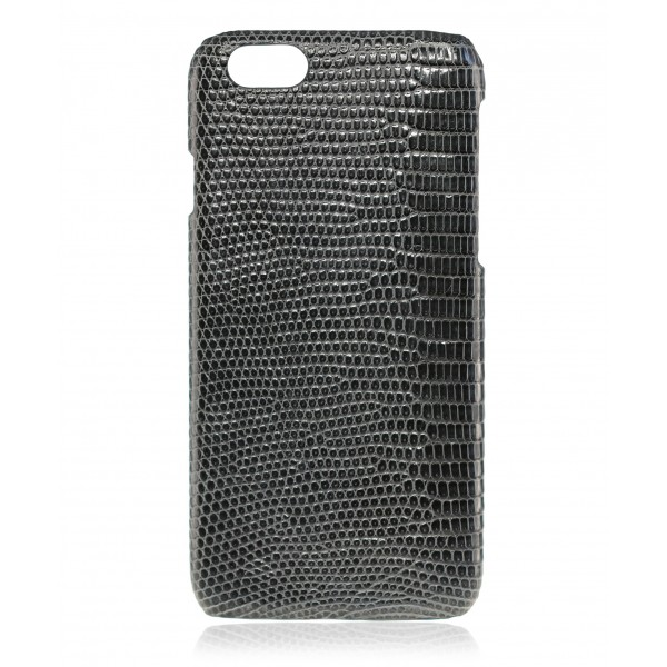 2 ME Style - Cover Lucertola Dark Grey Glossy - iPhone 6Plus