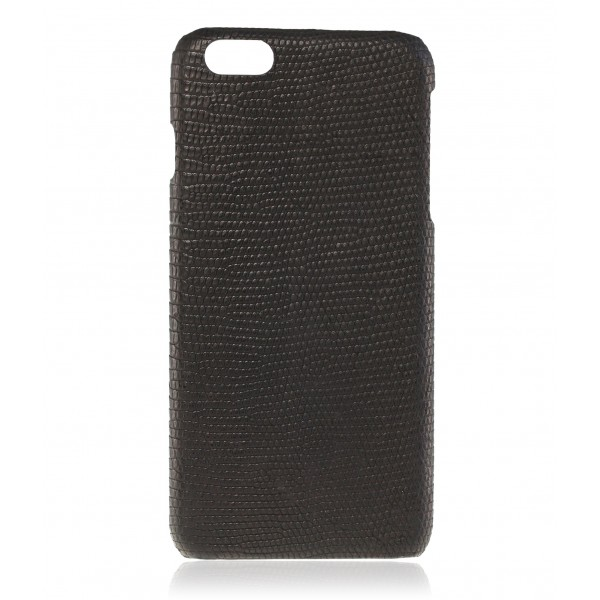 2 ME Style - Cover Lucertola Black Safari Glossy - iPhone 6Plus