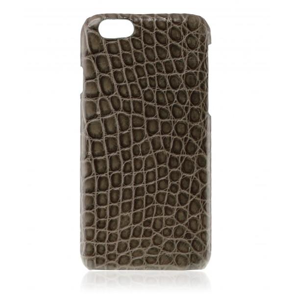 2 ME Style - Case Croco Brown Carob - iPhone 6Plus
