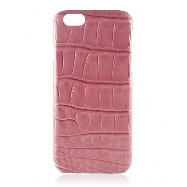 2 ME Style - Cover Croco Mauve Blush - iPhone 6Plus