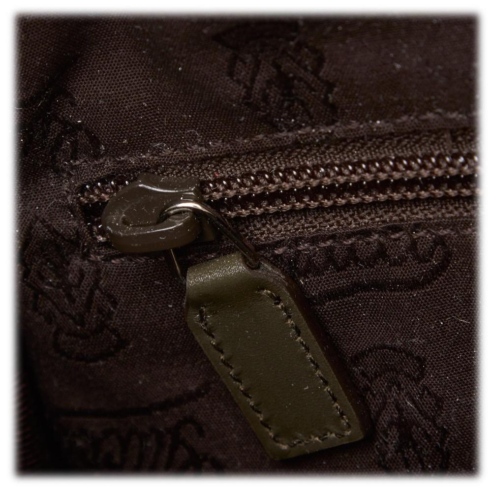 d45a0f11fdeb ... Gucci Vintage - GG Imprime Crossbody Bag - Brown - Leather Handbag -  Luxury High Quality ...