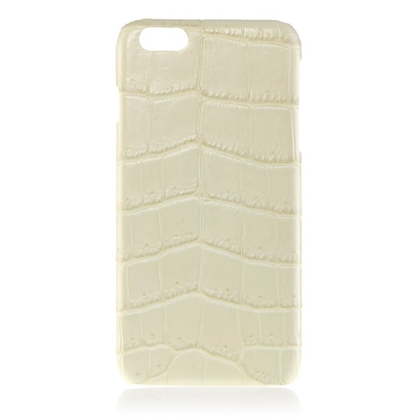 2 ME Style - Cover Croco Ivory - iPhone 6Plus