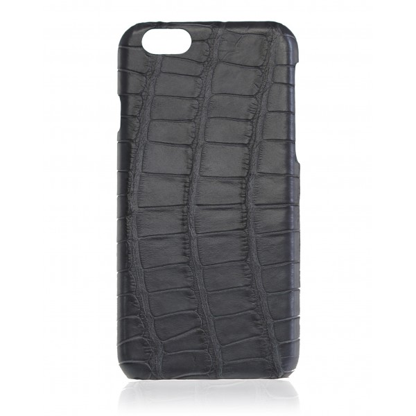 2 ME Style - Case Croco Gray Antracite - iPhone 6Plus