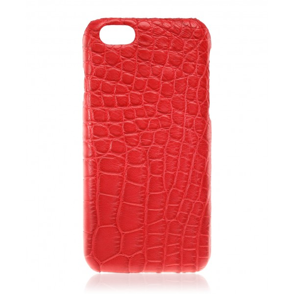2 ME Style - Cover Croco Cherry - iPhone 6Plus