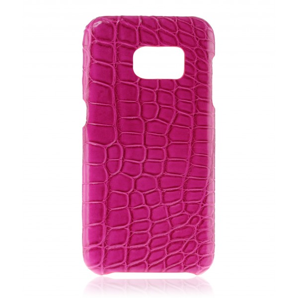 2 ME Style - Cover Croco Azalea - Samsung S7 Edge