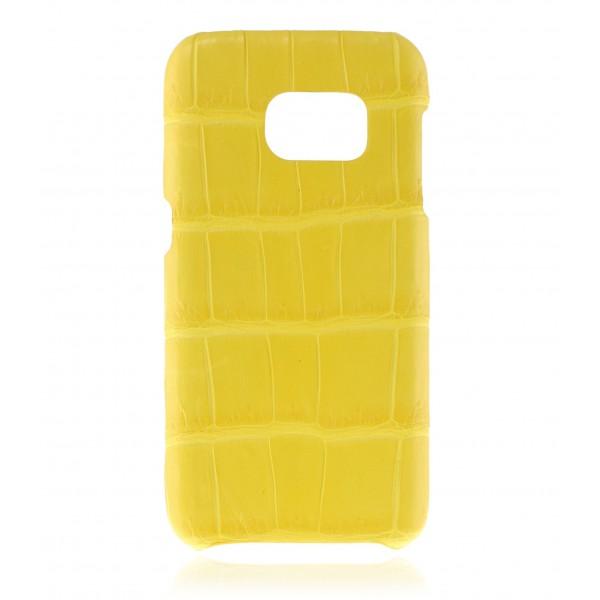 2 ME Style - Cover Croco Cedro - Samsung S7 Edge