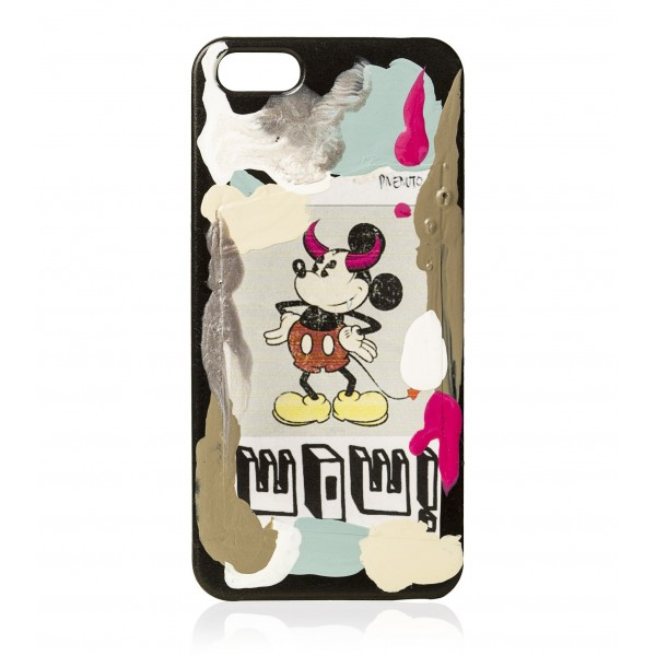 2 ME Style - Cover Massimo Divenuto Mickey Mouse Wow - iPhone 5/SE