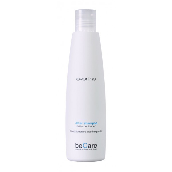 Everline - Hair Solution - After Shampoo - Condizionatore Uso Frequente - BeCare - Professional Color Line