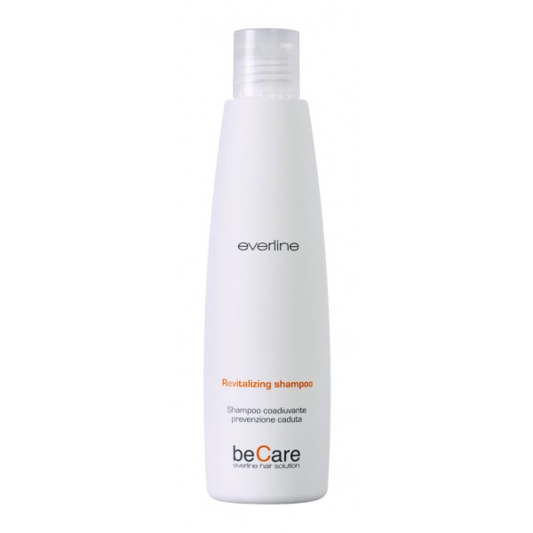 Everline - Hair Solution - Prevenzione Caduta - Revitalizing Shampoo - BeCare - Professional Color Line