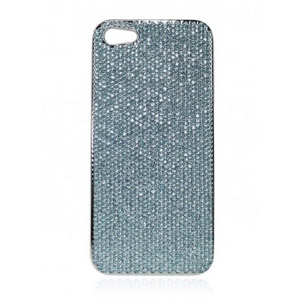 2 ME Style - Case Swarovski Aquamarine - iPhone 5/SE