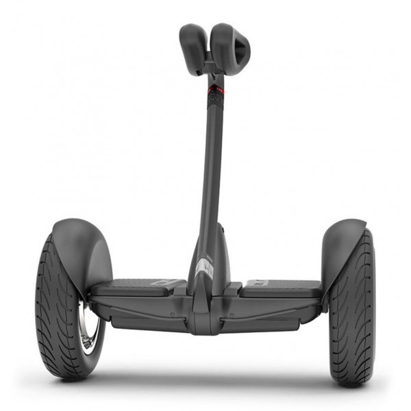 Segway - Ninebot by Segway - Segway Ninebot S - Black - Hoverboard - Self-Balanced Robot - Electric Wheels