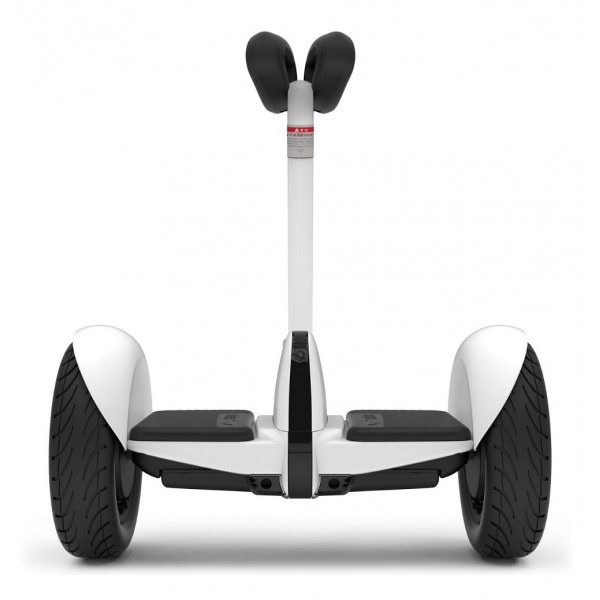 Segway - Ninebot by Segway - Segway Ninebot S - White - Hoverboard - Self-Balanced Robot - Electric Wheels