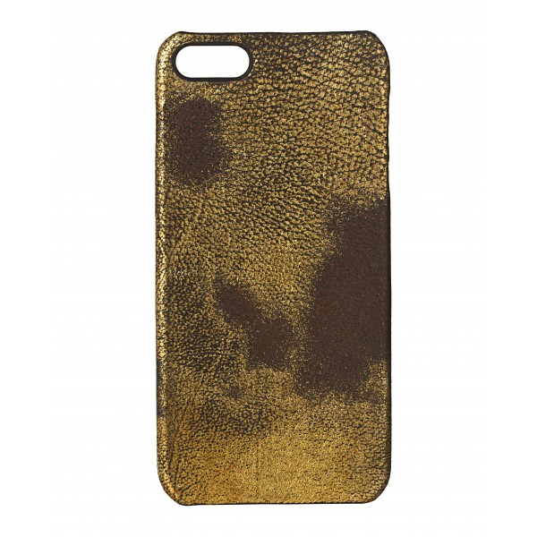 2 ME Style - Cover Cioccolato Oro - iPhone 5/SE